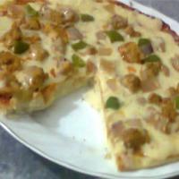 پیتزا سویا