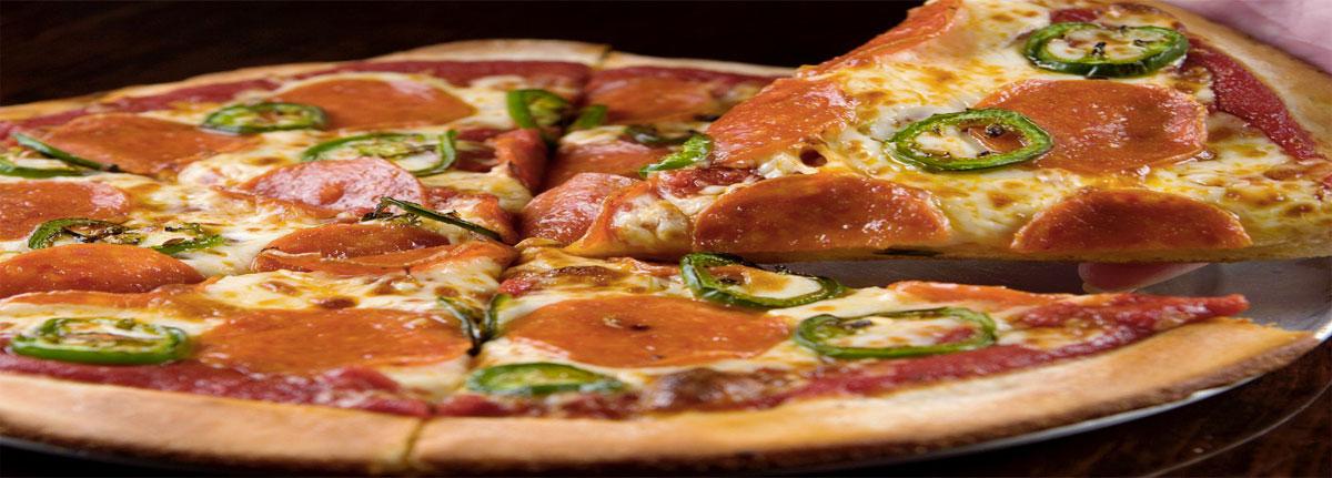 پیتزا پپرونی